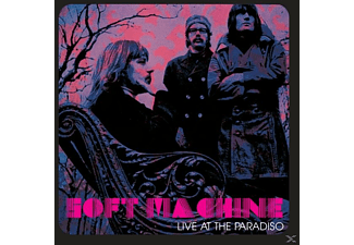 Soft Machine - Live At The Paradiso - (CD)