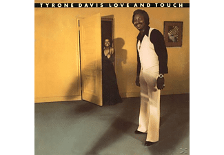 Tyrone Davis - Love and Touch - (CD)