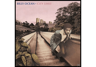 Billy Ocean - City Limit - (CD)