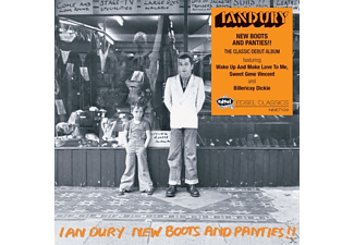 Ian & The Blockheads Dury - New Boots & Panties - (Vinyl)