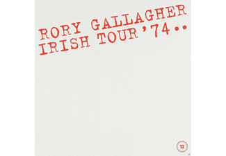 Rory Gallagher - Irish Tour '74 [CD]