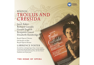 VARIOUS, Royal Opera Chorus, Orchestra Of The Royal Opera House - Troilus And Cressida - (CD + CD-ROM)