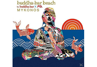 Various - Buddha Bar Beach-Mykonos - (CD)