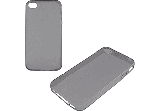 IDOL 1991 Θήκη Iphone 4/4S Ultra Thin Tpu 0.3mm Grey  - (5205308130717)