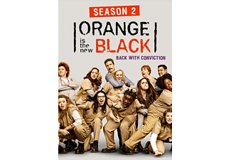 Orange is the new black S2 Dramakomedi DVD