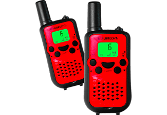 ALBRECHT 29640 Tectalk Easy 2 Walkie Talkie