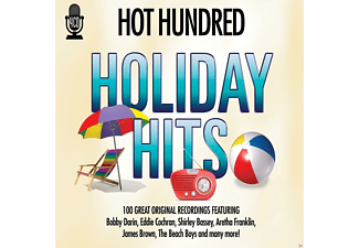 VARIOUS - Holiday Hits-Hot Hundred [CD]