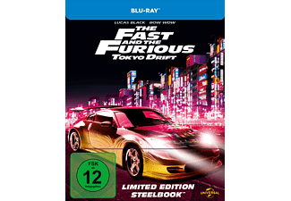 The Fast and the Furious 3 - Tokyo Drift (Steelbook Edition) [Blu-ray]