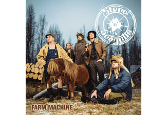 Steve'n'seagulls - Farm Machine [CD]