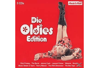 VARIOUS - Oldies (Media Markt Edition) [CD]