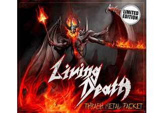 Living Death - Trash Metal Packet - (CD)