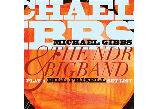 The Ndr Big Band, Gibbs Michael - Play A Bill Frisell Set List - (CD)