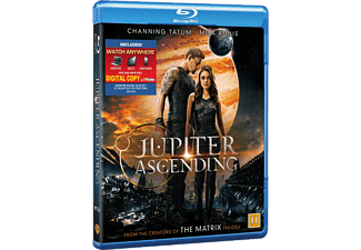 Jupiter Ascending Science Fiction Blu-ray