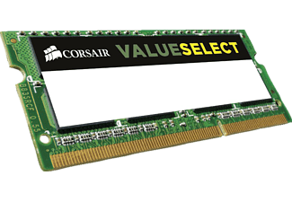 CORSAIR Value Select 8GB (2 x 4GB) 1600MHz DDR3L SODIMM