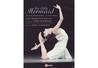 VARIOUS, San Francisco Opera Orchestra, San Francisco Ballett - The Little Mermaid - (DVD)