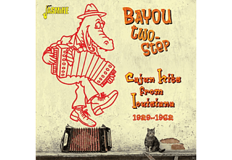 VARIOUS - Bayou Two-Step - (CD)