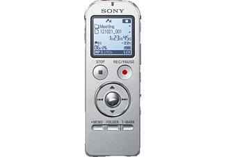 SONY MPE Dictafoon Grijs (ICDUX533S.CE7)