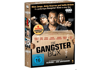 Die Gangster Box [DVD]