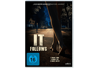 It Follows - (DVD)