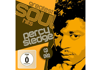 Percy Sledge - Greatest Soul Hits - (CD + DVD)