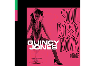 Quincy Jones - Soul Bossa Nova & More - (CD)