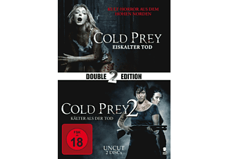Cold Prey Teil 1 & 2 - (DVD)