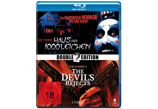Rob Zombie Box - Haus der 1000 Leichen, The Devil's Rejects - (Blu-ray)