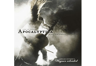 Apocalyptica, MDR Leipzig Radio Symphony Orchestra - Wagner Reloaded-Live In Leipzig - (Vinyl)