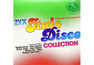 VARIOUS - Zyx Italo Disco Collection [Vinyl]