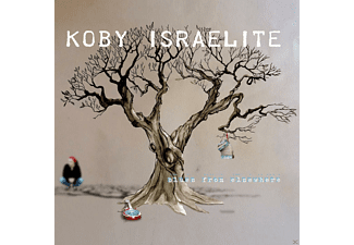 Koby Israelite - Blues From Elsewhere [CD]