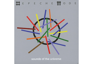 Depeche Mode - SOUNDS OF THE UNIVERSE - (CD)