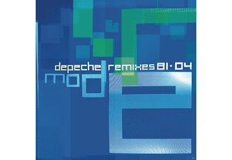 Depeche Mode - REMIXES 81<gt/>04 [CD]