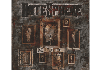 Hatesphere - Murderlust (Ltd.Digipak) [CD]