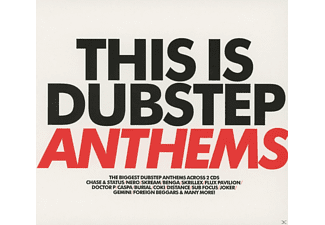 VARIOUS - This Is Dubstep Anthems - (CD)