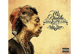 Wiz Khalifa - Mixtape Cabin Fever 2 - (CD)