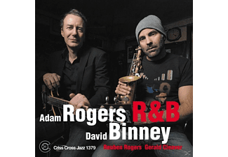 ROGERS,ADAM/BINNEY,DAVID - R&B - (CD)