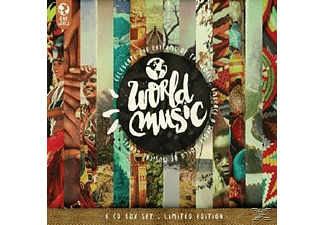 Various - World Music Box - (CD)