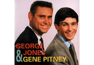 George Jones - Gene Pitney & George Jones - (CD)