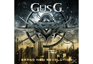 Gus G. - Brand New Revolution (Special Edt.) - (CD)