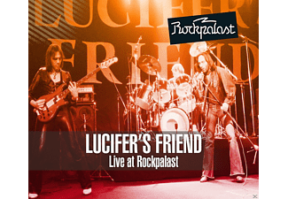 Lucifer's Friend - Live At Rockpalast (1978) - (CD + DVD)