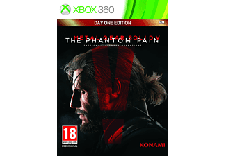 Metal Gear Solid V: Phantom Pain Day One Edition Xbox 360