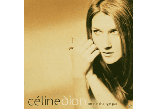 Céline Dion - On Ne Change Pas - (CD)