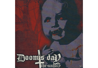 Doom's Day - The Unholy - (CD)