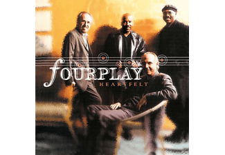 Fourplay - Heartfelt [CD]