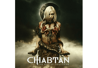 Chabtan - The Kiss Of Coatlicue - (CD)