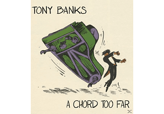Tony Banks - A Chord Too Far [CD]