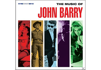 John Barry - The Music Of John Barry [CD]