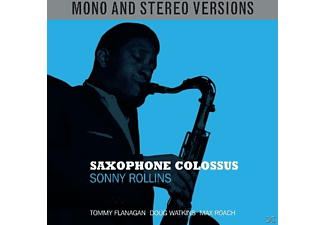Sonny Rollins - Saxophone Colossus - (CD)