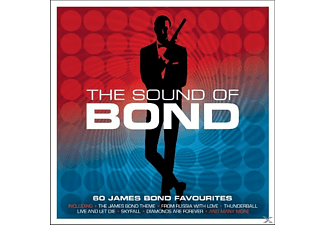 VARIOUS - The Sound Of Bond [CD]