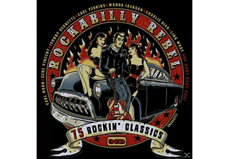 VARIOUS - Rockabilly Rebel (Lim.Metalbox Edition) - (CD)